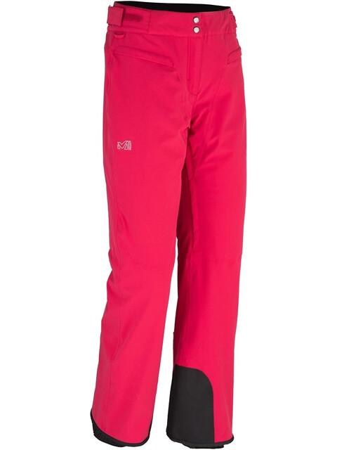 Millet W's Y Form Pant Rouge Carmin